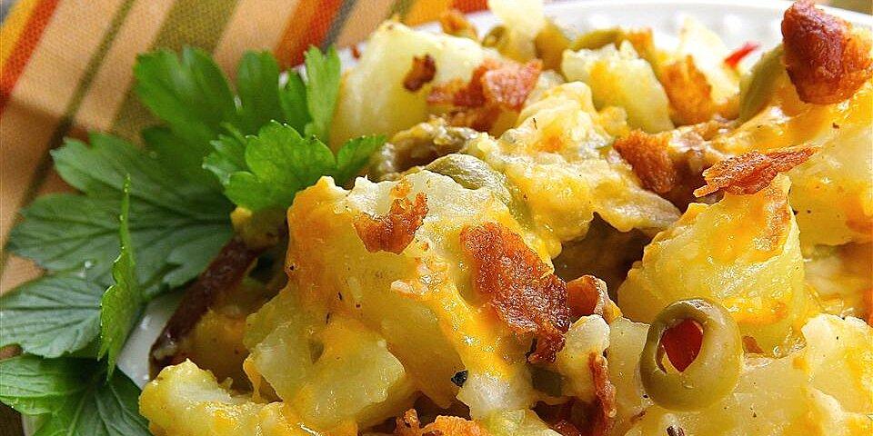 pats baked potato salad recipe