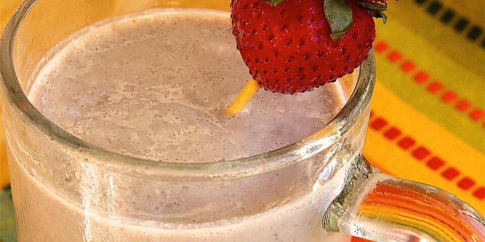 chocolate strawberry and banana smoothie recipe