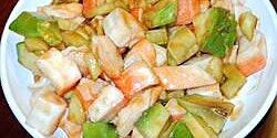 crawfish crab and shrimp ceviche recipe