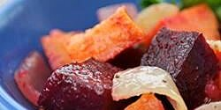 roasted beets n sweets