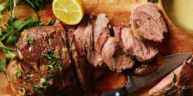 how to roast lamb thats tender and juicy every time