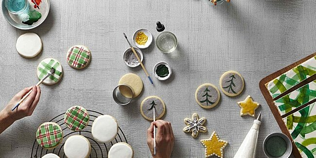 easy tips to decorate cookies