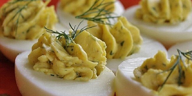 how to make deviled eggs ahead of time