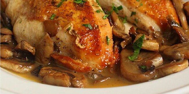 12 top chicken breast dinners that use 5 ingredients or less