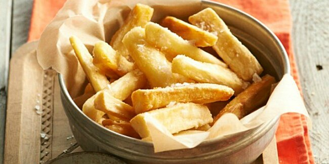 how to deep fry food without making a hot mess