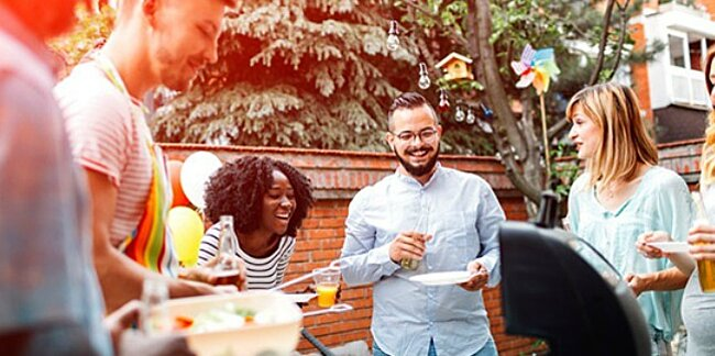 celebrate summer with a good old fashioned block party