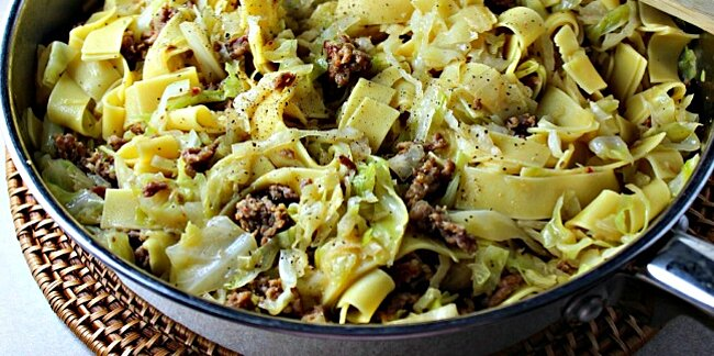 16 ways to turn cabbage into quick healthy main dishes