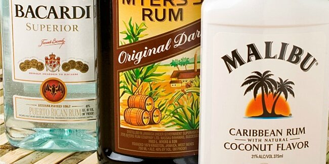5 styles of rum for your best cocktails ever