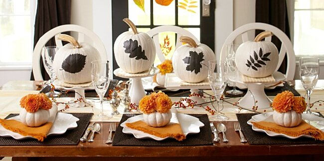 3 ways to create a beautiful thanksgiving table