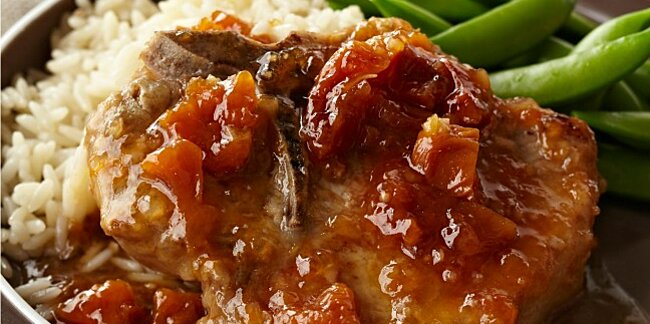 low calorie pork recipes ready in 45 minutes