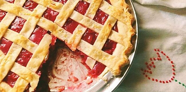 how to make a lattice pie crust step by step instructions