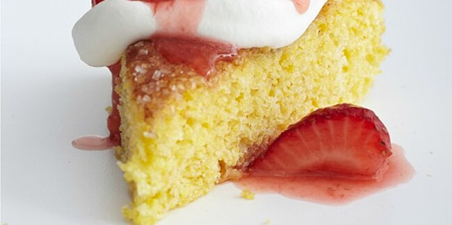 8 Cornmeal Cake Recipes With Wonderful Texture and Flavor