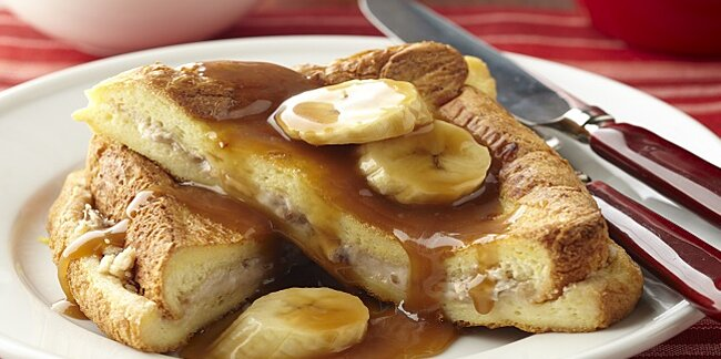 indulge in 6 of our very best stuffed french toast creations