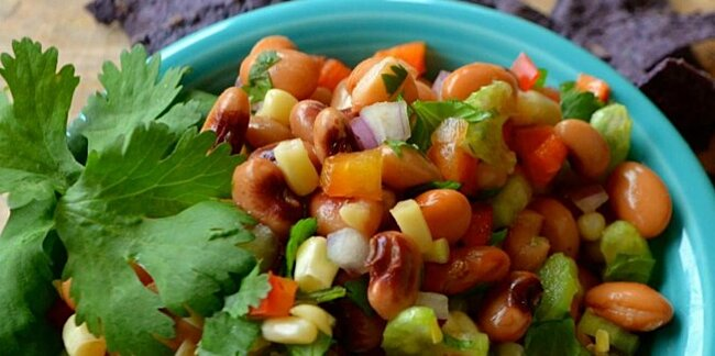 heres why cowboy caviar is the greatest dip of all time