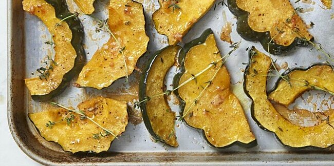 12 roasted acorn squash recipes to try this year