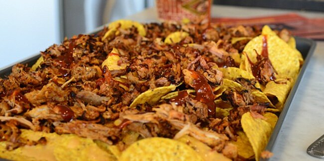 rendezvous bbq nacho kit is like a tasty trip to memphis
