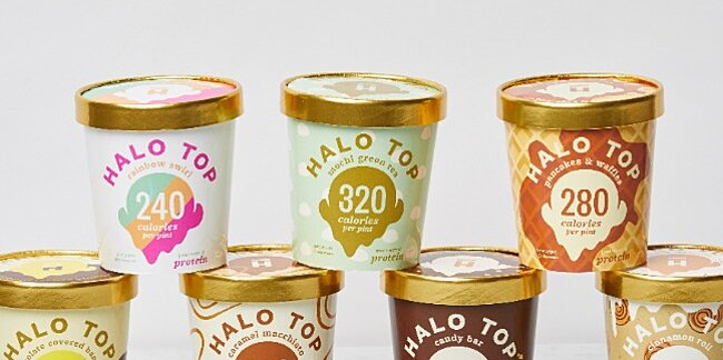 halo top has 7 new flavors and they sound insane
