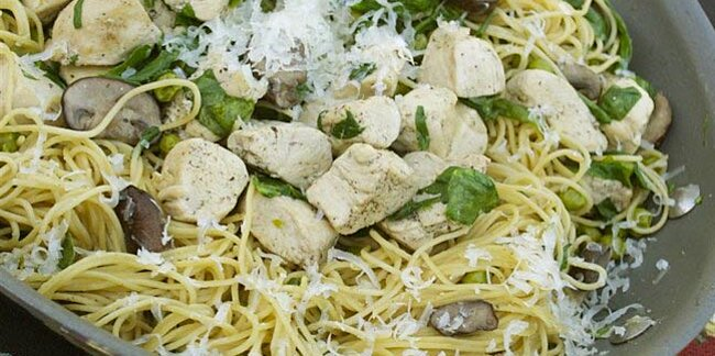 how to make one pot pasta with whats in your fridge in 30
