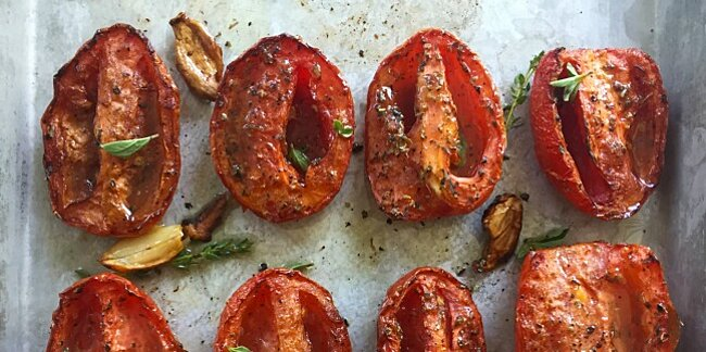 how to make roasted tomatoes 4 easy ways
