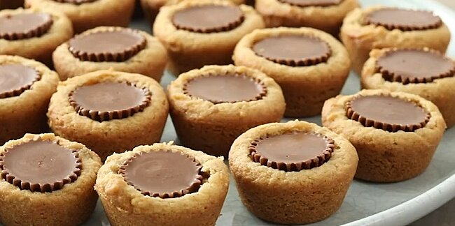 10 outrageous treats to make with peanut butter cups