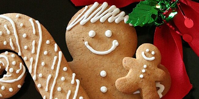 12 favorite ways to get your holiday gingerbread fix