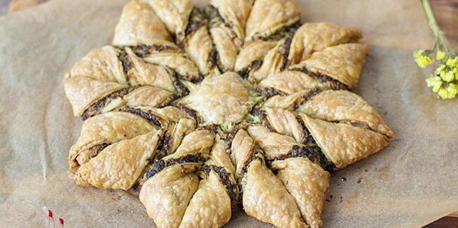 pastry appetizer recipes