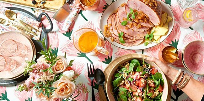 brunch club recipes and ideas for a lovely spring brunch
