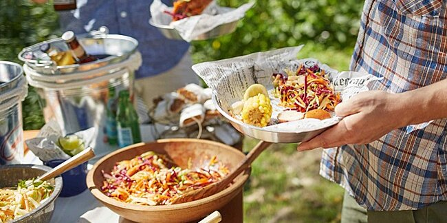 ask a cook what to bring to a summer potluck