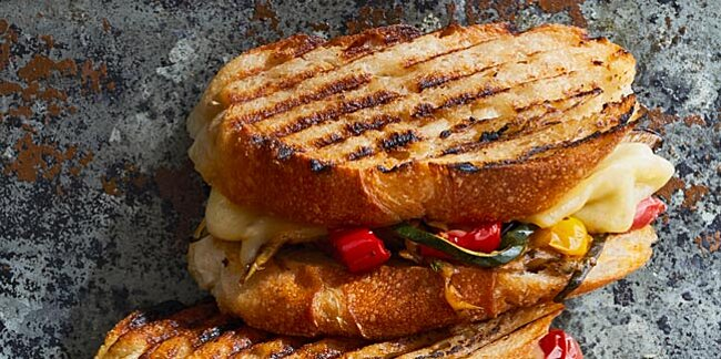 10 fancy grilled cheese recipes to try asap