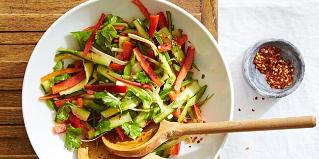meet tiger salad the spicy sour chinese side dish with bite
