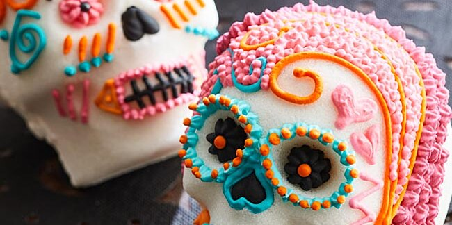 how to host a lively day of the dead party