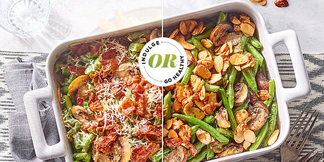 2 classic thanksgiving sides made healthier and gluten free