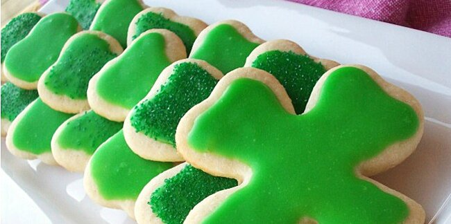 st patricks day cookies that rule the hooley