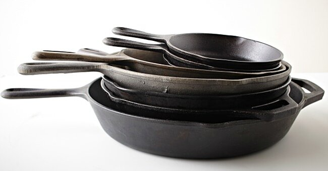 How to Bring Rusted Cast Iron Pans Back to Life