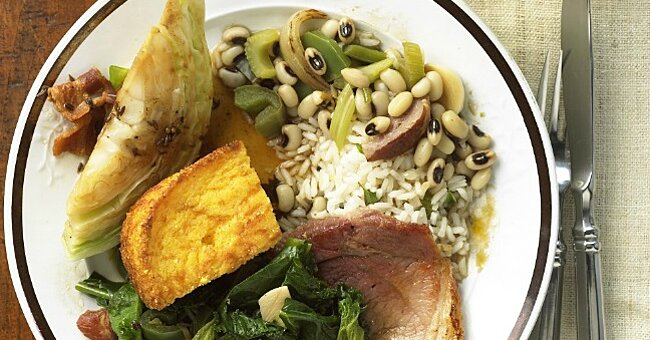 New Year S Good Luck Food Allrecipes