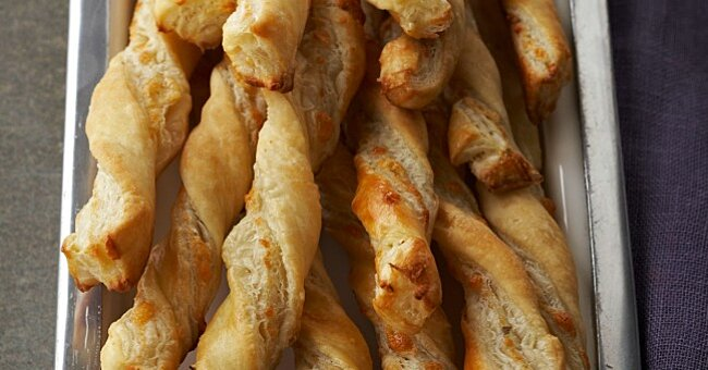 How to Make Puff Pastry Dough From Scratch
