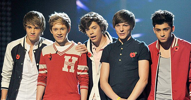 Celebrate One Direction's 10-Year-Anniversary with Their Most Iconic Throwback Photos