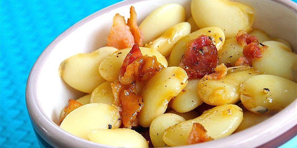 nancys butter beans recipe