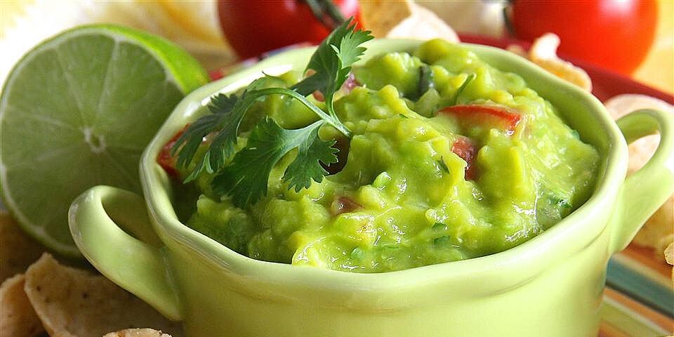 guacamole my way recipe