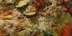 harvest vegetable casserole recipe