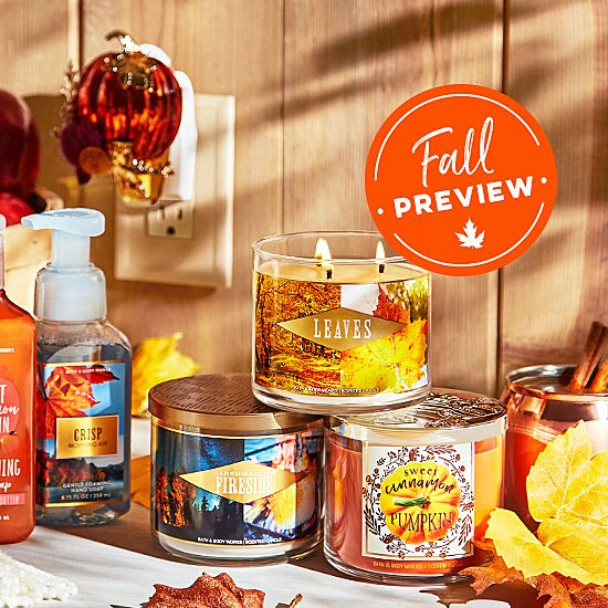 Bath Body Works Just Released Its 2019 Fall Fragrances Better Homes Gardens