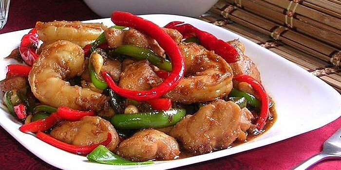 recipes with szechuan peppers