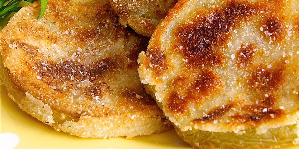 mawmaws simple fried green tomatoes recipe