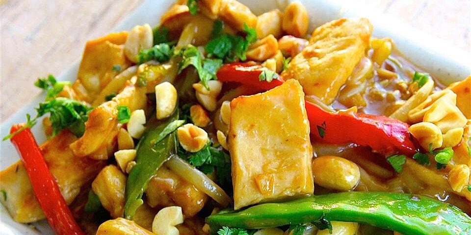 thai peanut chicken lo mein recipe
