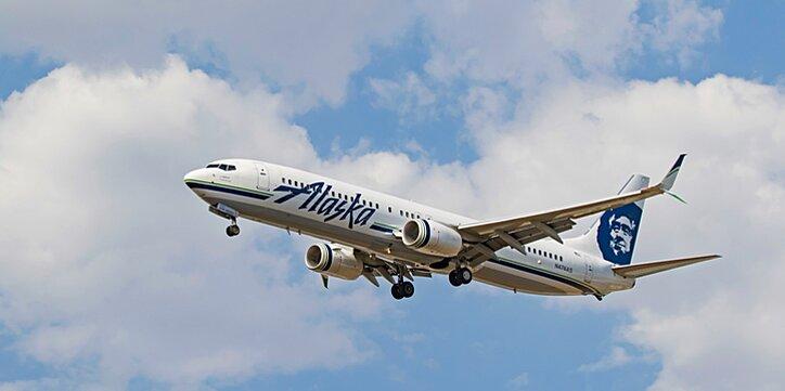 Naked passenger causes Alaska Airlines flight to turn