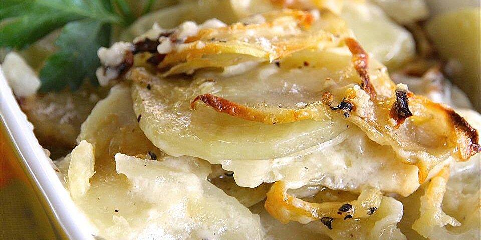moms scalloped potatoes recipe