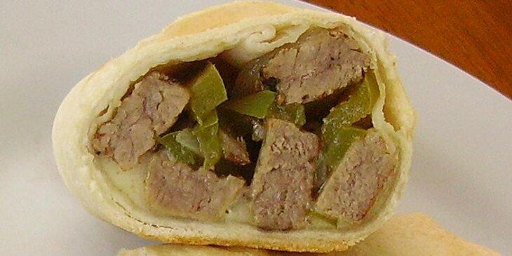 cheesesteak chimichanga recipe