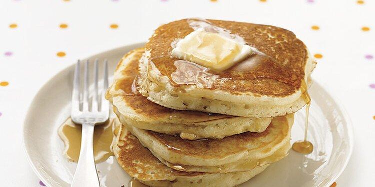 Easy Basic Pancakes Recipe | Martha Stewart