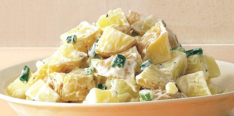 Potato Salad Recipe Simple Mayo