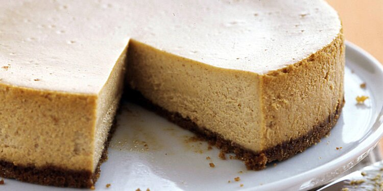 Pumpkin Cheesecake Recipe Martha Stewart